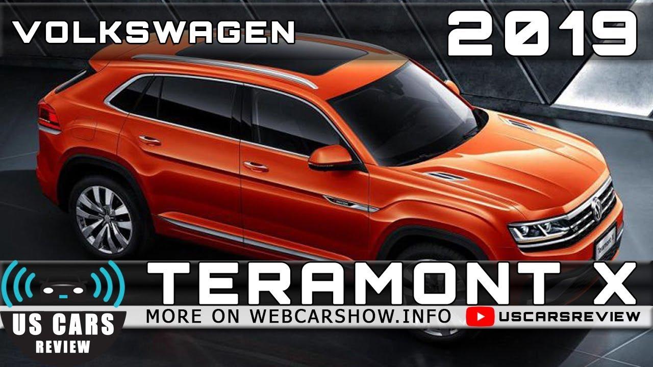 2019 volkswagen teramont x review release date specs