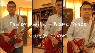 Taylor Swift - Blank Space (Guitar Cover by Adri)