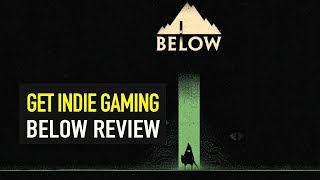Below PC Review | Get Indie Gaming