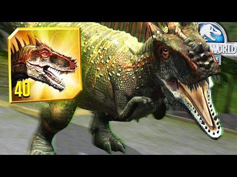 NEW VIP TARBOSAURUS MAX LEVEL 40 UNLOCKED!! - Jurassic World: The Game | Ep. 399 |