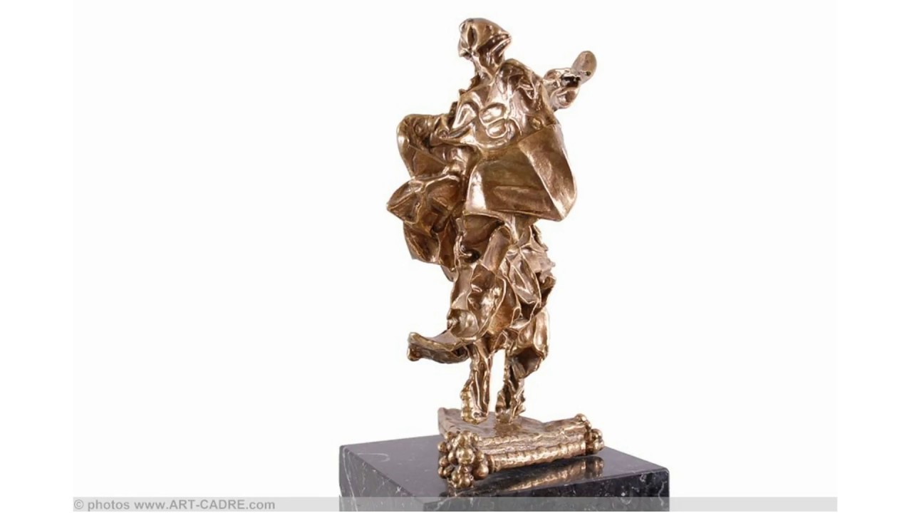 Salvador Dali - L\'âme du Don Quichotte - Alma Del Quijote - The Soul ...