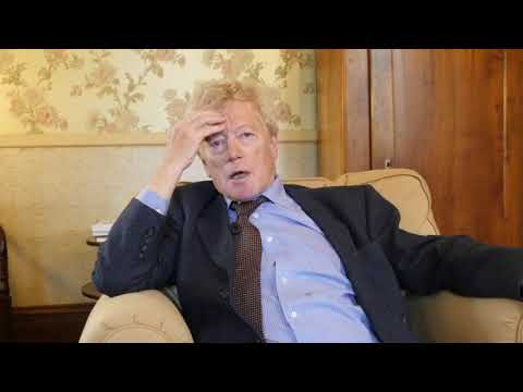 Sir Roger Scruton - Intellectuals, Conservatism and President Trump