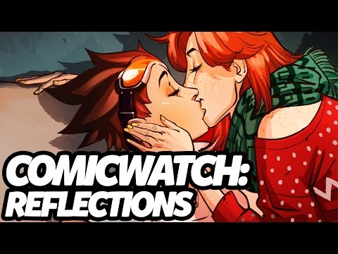 Comicwatch: Reflections - An Overwatch LOREGASM