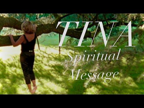 Tina Turner - Spiritual Message - 'Beyond'