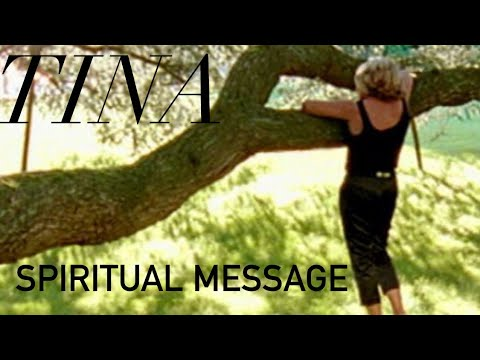 Tina Turner - Spiritual Message - 'Beyond'