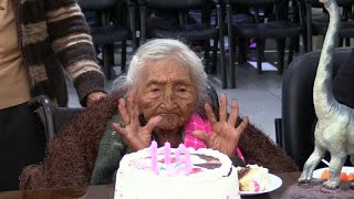 world's oldest living woman