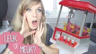 Candy Grabber | LEUK OF MEUK?