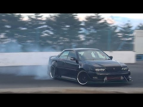 JZX100 Tourer V, Origin Aero, LSD, Knuckles, Work Wheels, FOR SALE From Powervehicles Ebisu