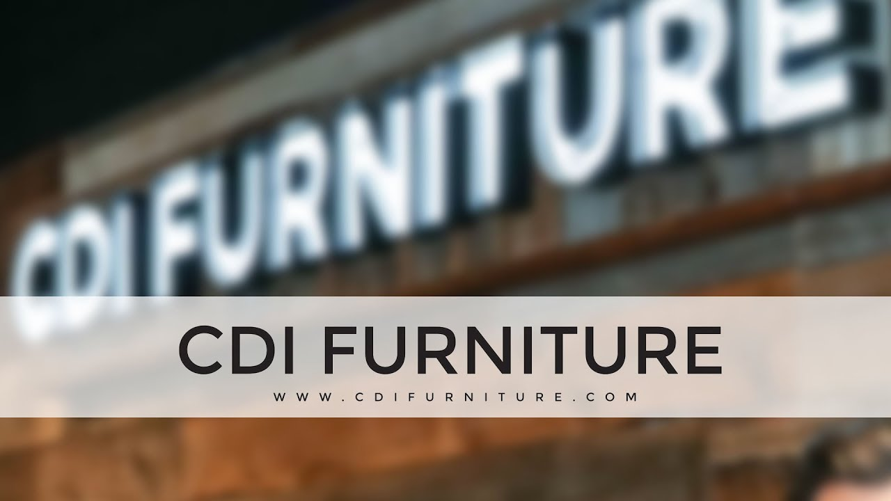 CDI Furniture: Avant Garde Designs From Montreal Wow Audiences At 2017 LV