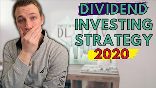 WHAT WILL YOU EARN DIVIDEND INVESTING IN 2020? Robinhood Challenge 2020 (My Investing Strategy)