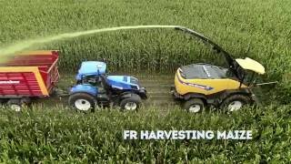 Energy Independent Farm virtuous cycle: Crop Harvesting