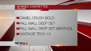 us halts sales of 4 r j reynolds cigarette brands