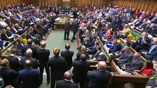 Phillip Lee MP crosses the floor to sit with the Lib Dems costing Conservatives working majority Video