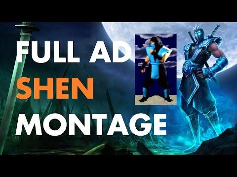 FULL AD Shen Montage (Sub-Zero)
