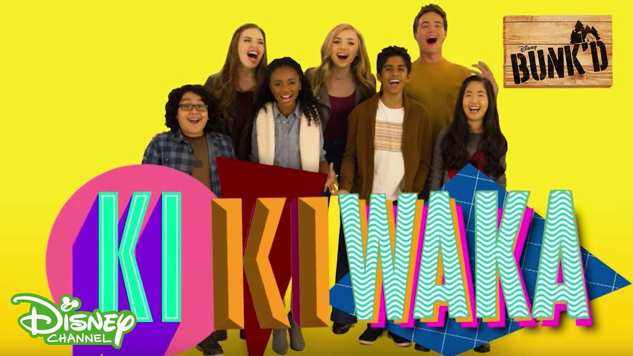 bunk d welcome to camp kikiwaka official disney channel africa