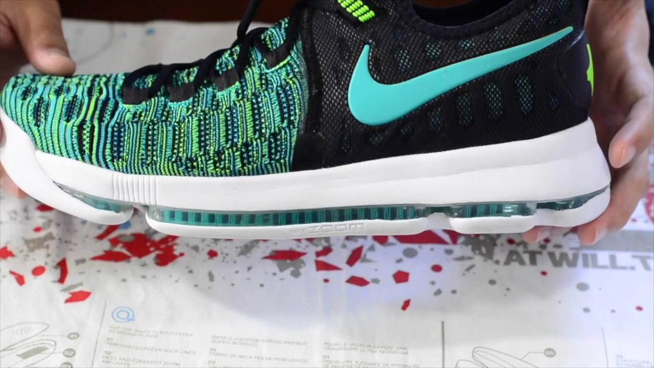 e0f84a576aa6 Nike KD 9 Basketball Shoes Performance Review