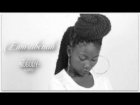 kwesi-arthur-ft-mr-eazi---nobody(cover)-by-ewurabenah