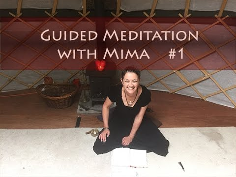 Healing guided meditation with music four elements meditation audio