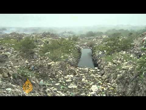 Haiti storm threatens quake camps
