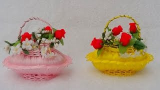DIY – Como fazer Cestinha Perfumada de Sabonete
