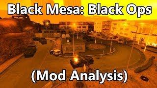 Black Mesa: Black Ops (Mod Analysis)