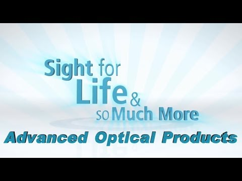 Advanced Optical Products at The Eye Associates