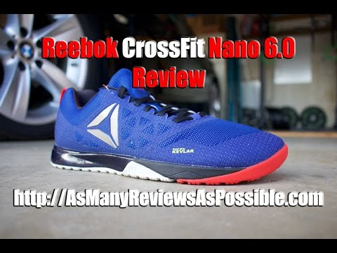 Reebok CrossFit Nano 6.0 Full Review & Comparisons - Best CrossFit Shoes