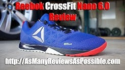 4c8390af39e1 Reebok CrossFit Nano 6.0 Full Review   Comparisons vs Metcon 2