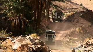 LAND ROVER EXPEDITION TO MOROCCO DRAMATIC SCENERY Part 2