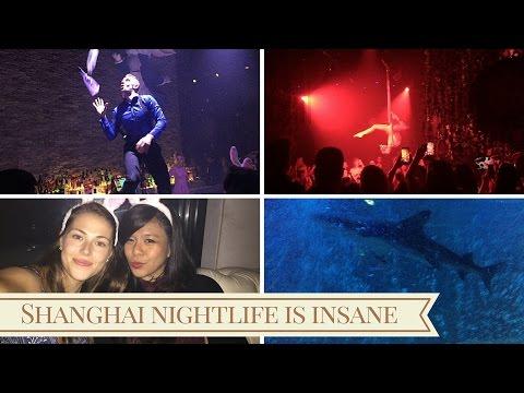 Shanghai nightlife is insane | A SEMESTER IN SHANGHAI | Vlog #4