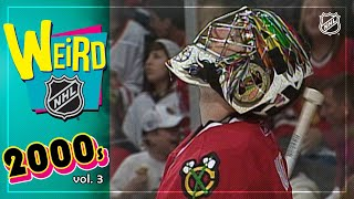 'He Played It Horrifically!' | Weird NHL 2000s Edition Vol. 3