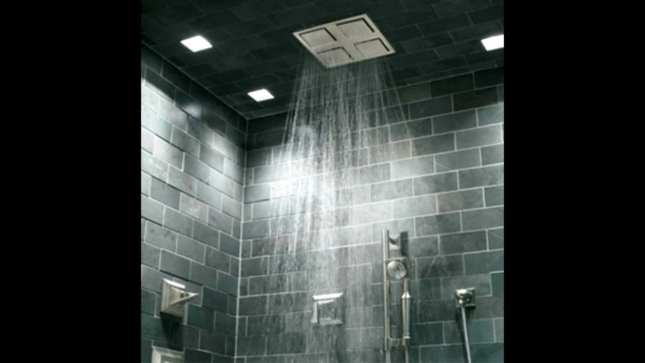 Kohler Media Centre Shower - YouTube