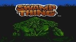 Retku pelailee: Swamp Thing (NES)