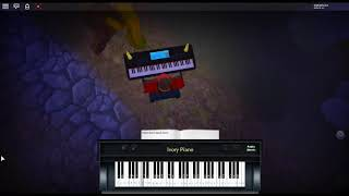 Heian Alien - Touhou 12: Unidentified Fantastic Object by: ZUN on a ROBLOX piano.