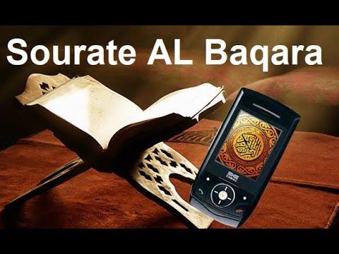 Sourate AL Baqara par cheikh saad al ghamedi