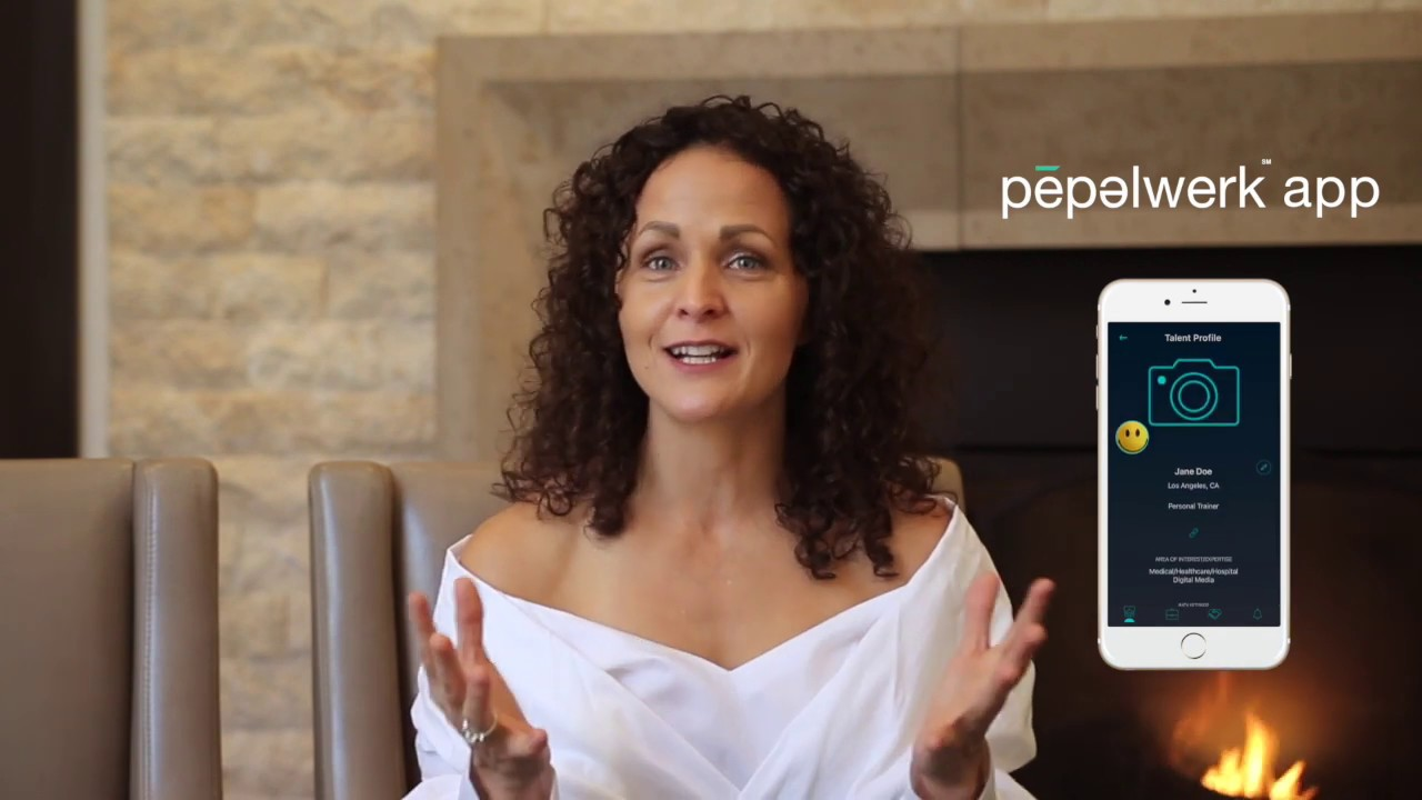 Dating app for jobs?  pepelwerk the matchmaker of the working world