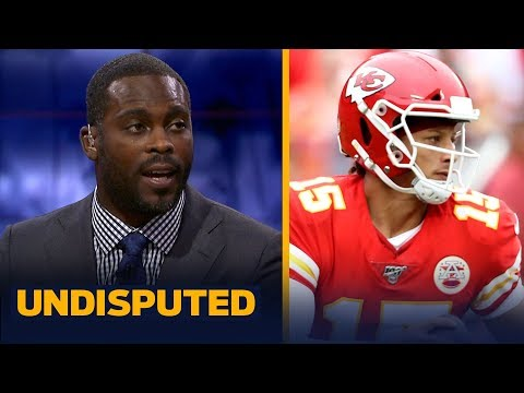 Michael Vick breaks down Patrick Mahomes' win over Lamar Jackson and the Ravens   NFL   UNDISPUTED