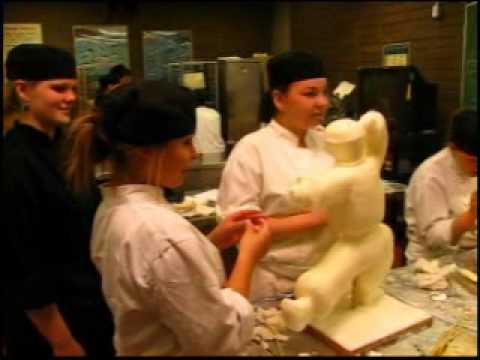 College of New Caledonia prepares for gourmet gala