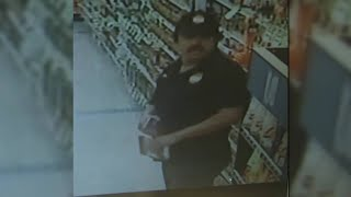 Police: Stranger showed porn to young girl in grocery store
