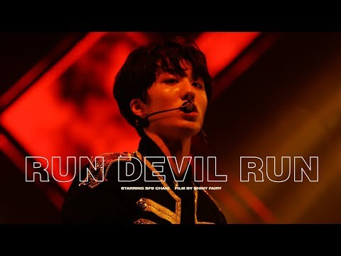 180721 SF9 FANCON RUN DEVIL RUN SNSD COVER. CHANI FOCUS 4K