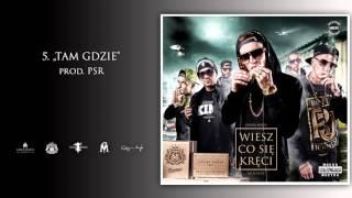 Ganja Mafia - Tam Gdzie (Prod. PSR)
