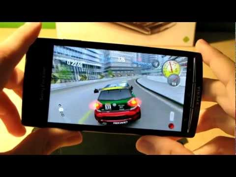 Sony Ericsson Xperia Arc S - Gaming (PART 7)