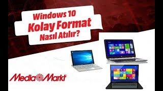Windows 10 Kolay Format Nasıl Atılır? Windows 10 sıfırlamak nasıl yapılır?