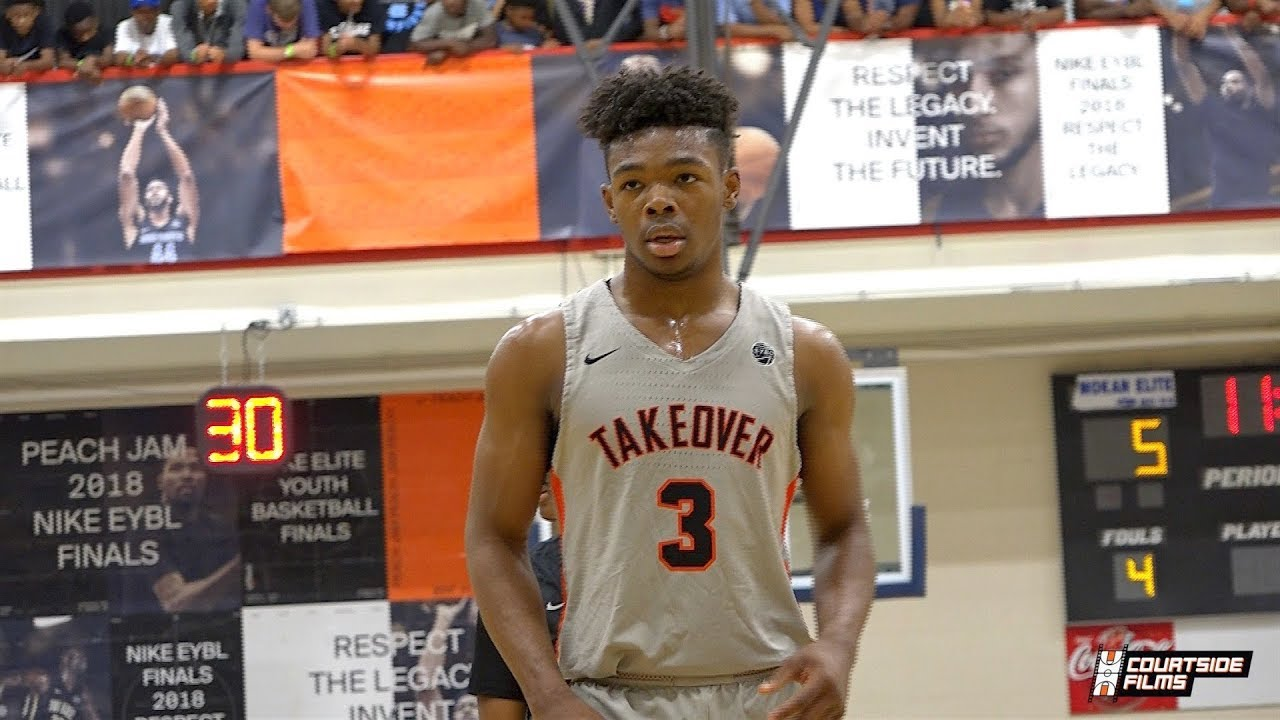 timeless design 2afe0 f1b1d Anthony Harris Summer Highlights! Final Schools Include UConn, VA Tech,  Miami & Wake Forest!