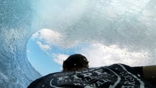 GoPro: Andre Botha's 9 Point Pipe Ride