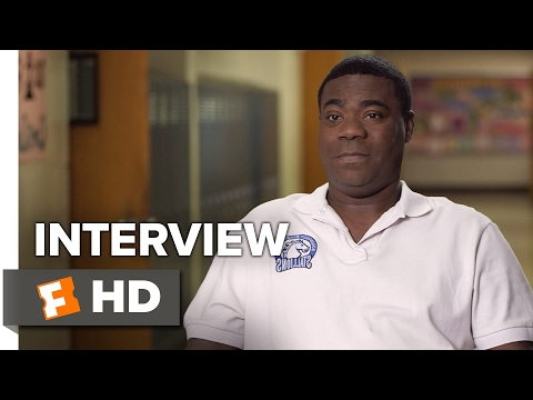 Fist Fight Interview -Tracy Morgan (2017) - Comedy