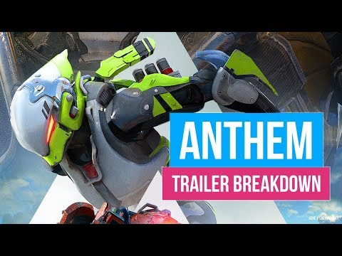 Anthem Teaser Trailer Breakdown (Pre-EA PLAY)