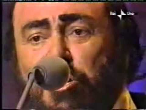 Luciano Pavarotti & Tom Jones  Delilahflv