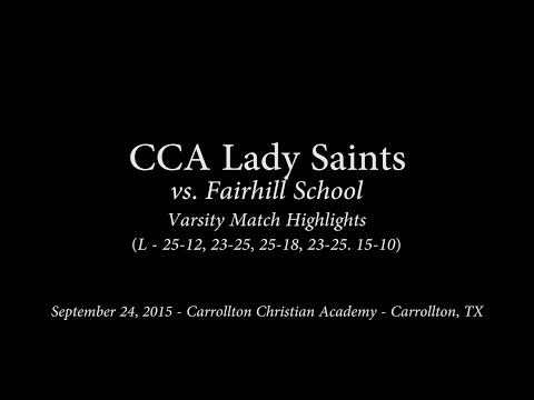 Carrollton Christian vs. Fairhill School Highlights