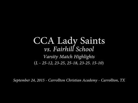 Carrollton Christian vs. Fairhill School Highlights